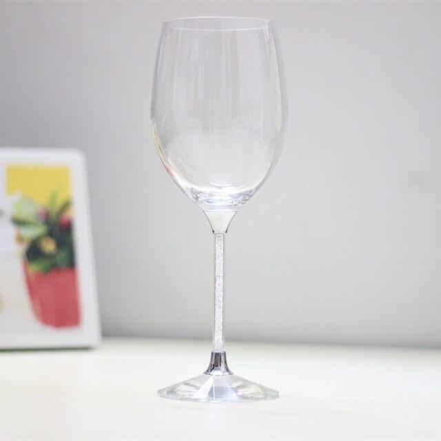 Vin Personnalisé Pas Cher 540 ml gros personnalisé de mariage rouge verres à vin pas cher