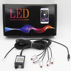 New RGB Neon EL Light LED Stri