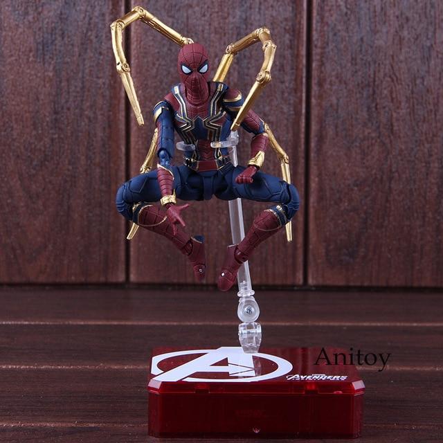 Infinity War Spiderman & Tamashii Stage 1