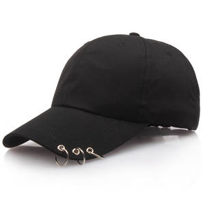 2019 Summer Baseball Cap KPOP Hat Boys Ring Adjustable