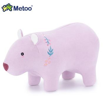 Мягкая плюшевая игрушка милые животные Metoo 6