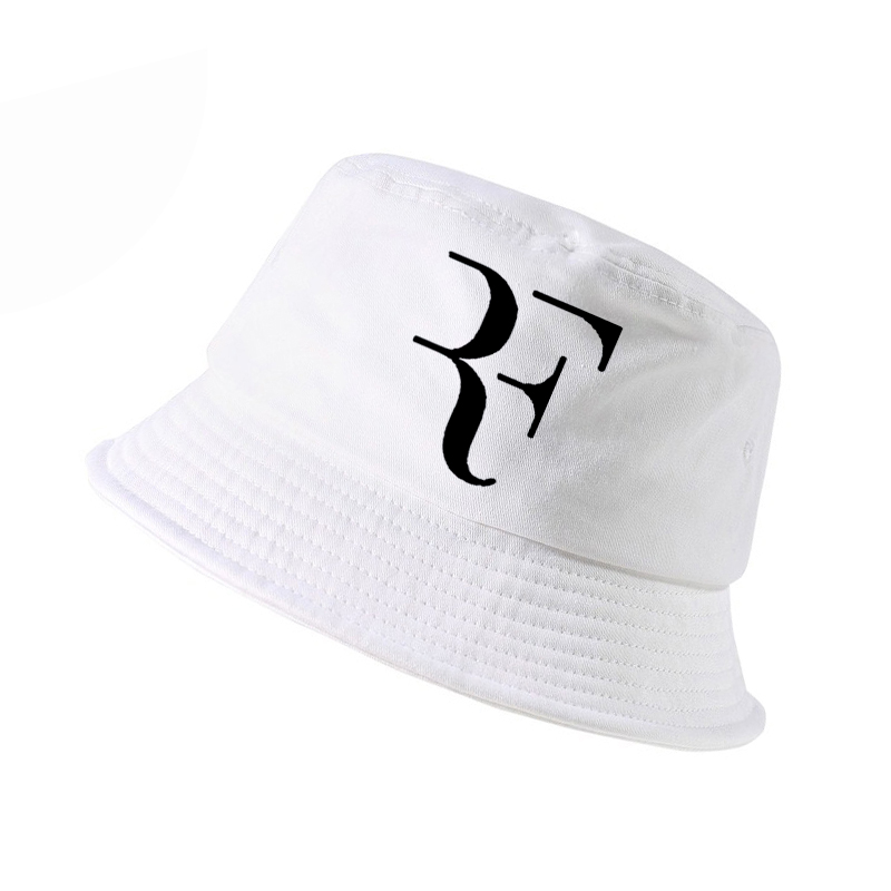 Detail Feedback Questions about 2018 Tennis Star Roger Federer Dad bucket  hat Sport fishing cap 100% cotton 3D printing Unisex fisherman caps Tennis  hat F ... 246d38f8480