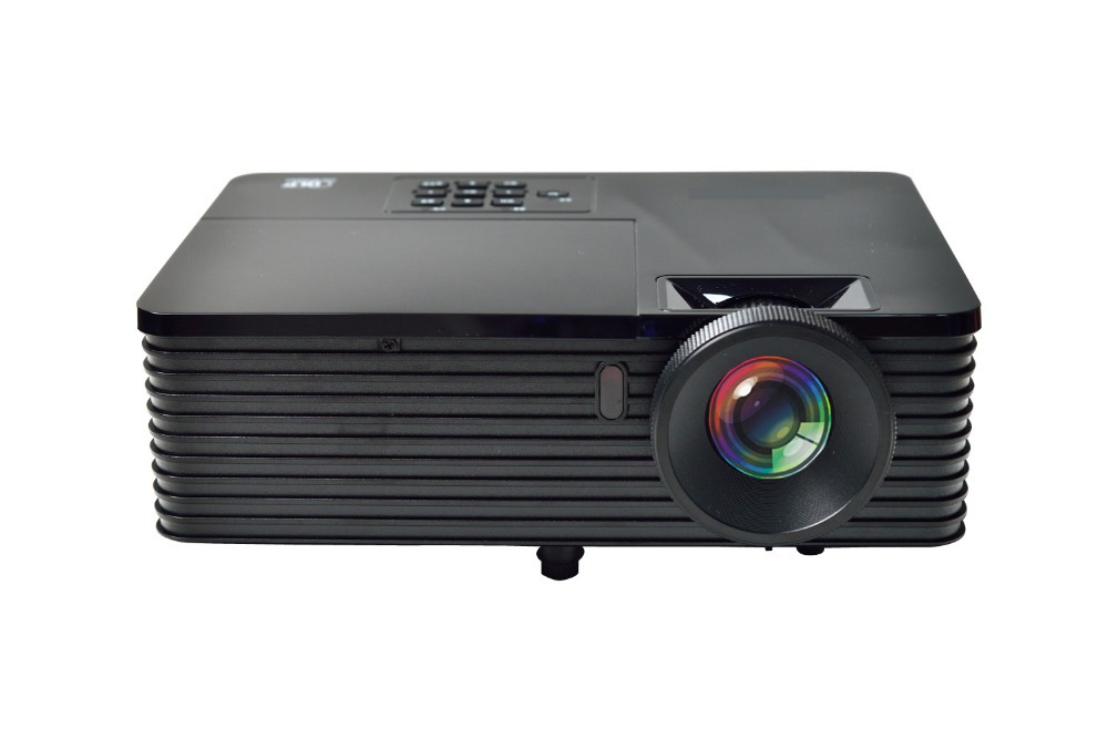 6000ANSI 15000 1 High Brightness data show 3D Movie HDMI USB RJ45 Education Advertising Rear Film