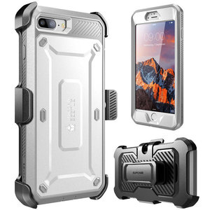 Image 5 - SUPCASE For iphone 7 Plus Case UB Pro Full Body Rugged Holster Clip Case Protective Cover with Built in Screen Protector