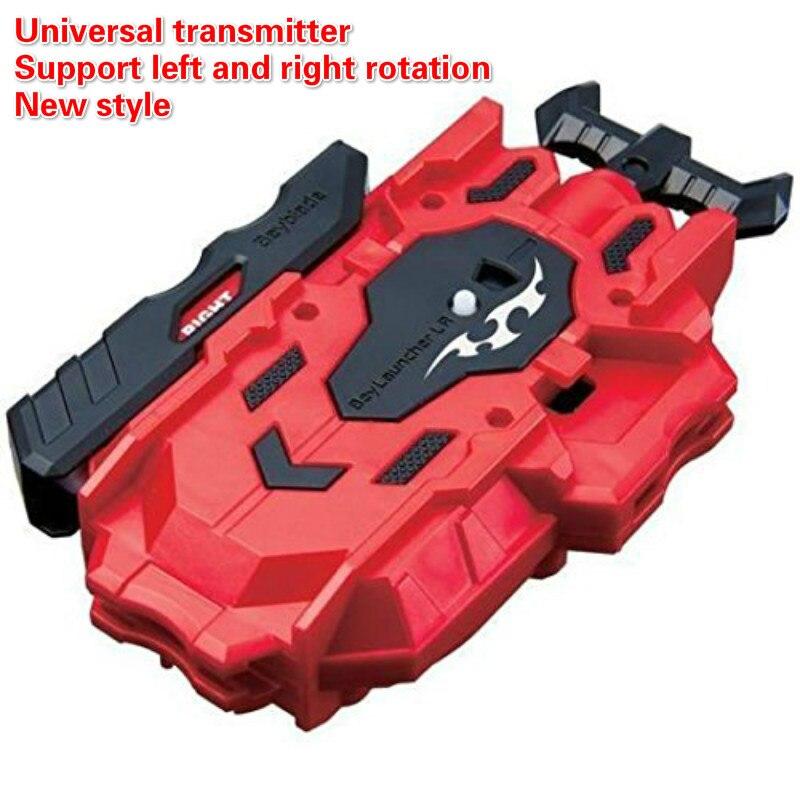 12 видов стилей металлическое средство для запуска Beyblade Burst игрушки Арена распродажа трещит гироскоп хобби классический спиннинг - Цвет: New Red