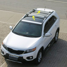 For KIA Sorento 2003-2013 Cargo Top Roof Rack Cross Bars Luggage Carriers цена