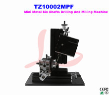 Mini Lathe Machine with 144W Motor TZ10002MPF Mini Metal Six Shafts Drilling And Milling Machine 12VDC