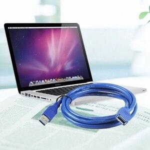 Image 3 - 1 m Tốc Độ Cao USB3.0 Mở Rộng dây 100 cm Nam Nữ Đổi Chiều Dài, USB3.0 Cáp Nam thành Nữ USB V3.0 USB3 Dây Cáp Dây