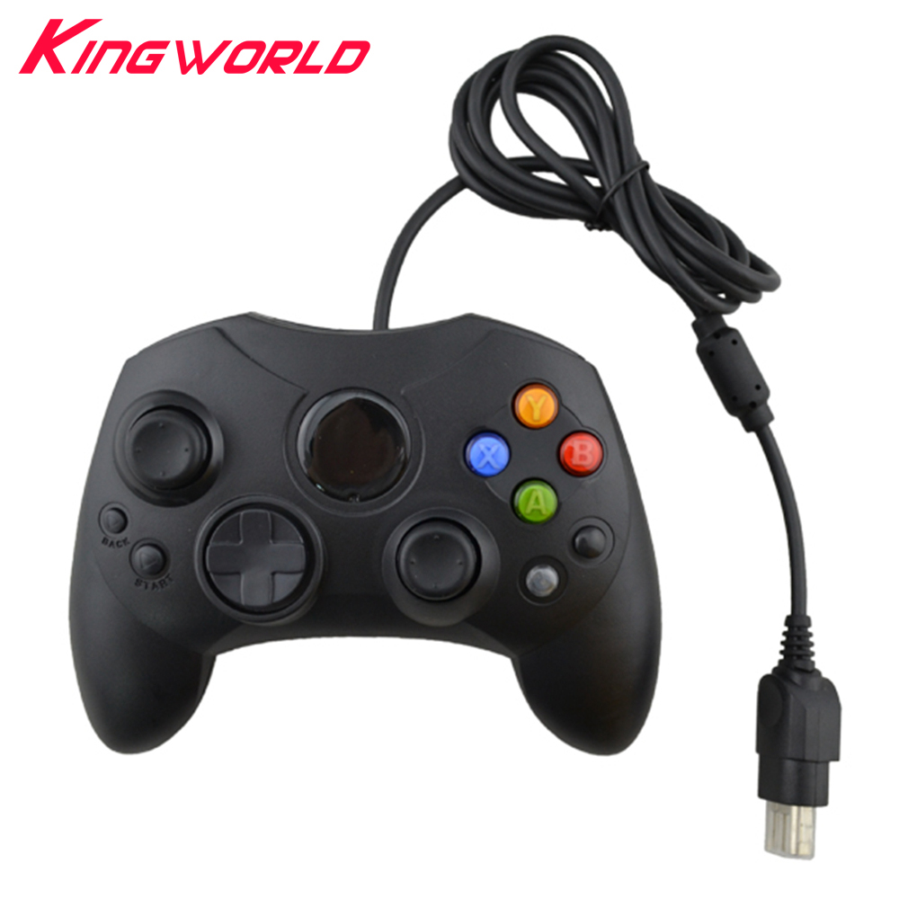 10pcs Wired Gamepad Joystick Game Controller S Type for M icrosoft X box Console Games Video