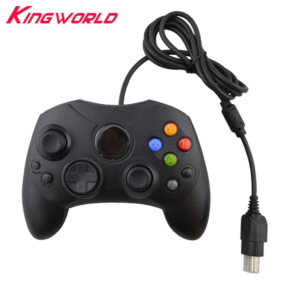 10 stücke Wired Gamepad Joystick Game Controller S Typ für M icrosoft X box Konsole Spiele Video Zubehör ersatz-in Gamepads aus Verbraucherelektronik bei AliExpress - 11.11_Doppel-11Tag der Singles 1