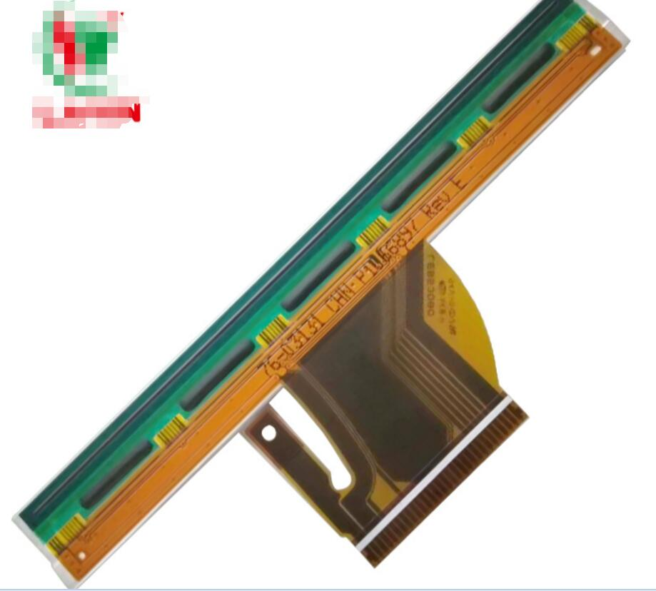 Printhead with Flex Cable (P1066897) Replacement for Zebra ZQ520 mobile thermal printer print headPrinthead with Flex Cable (P1066897) Replacement for Zebra ZQ520 mobile thermal printer print head