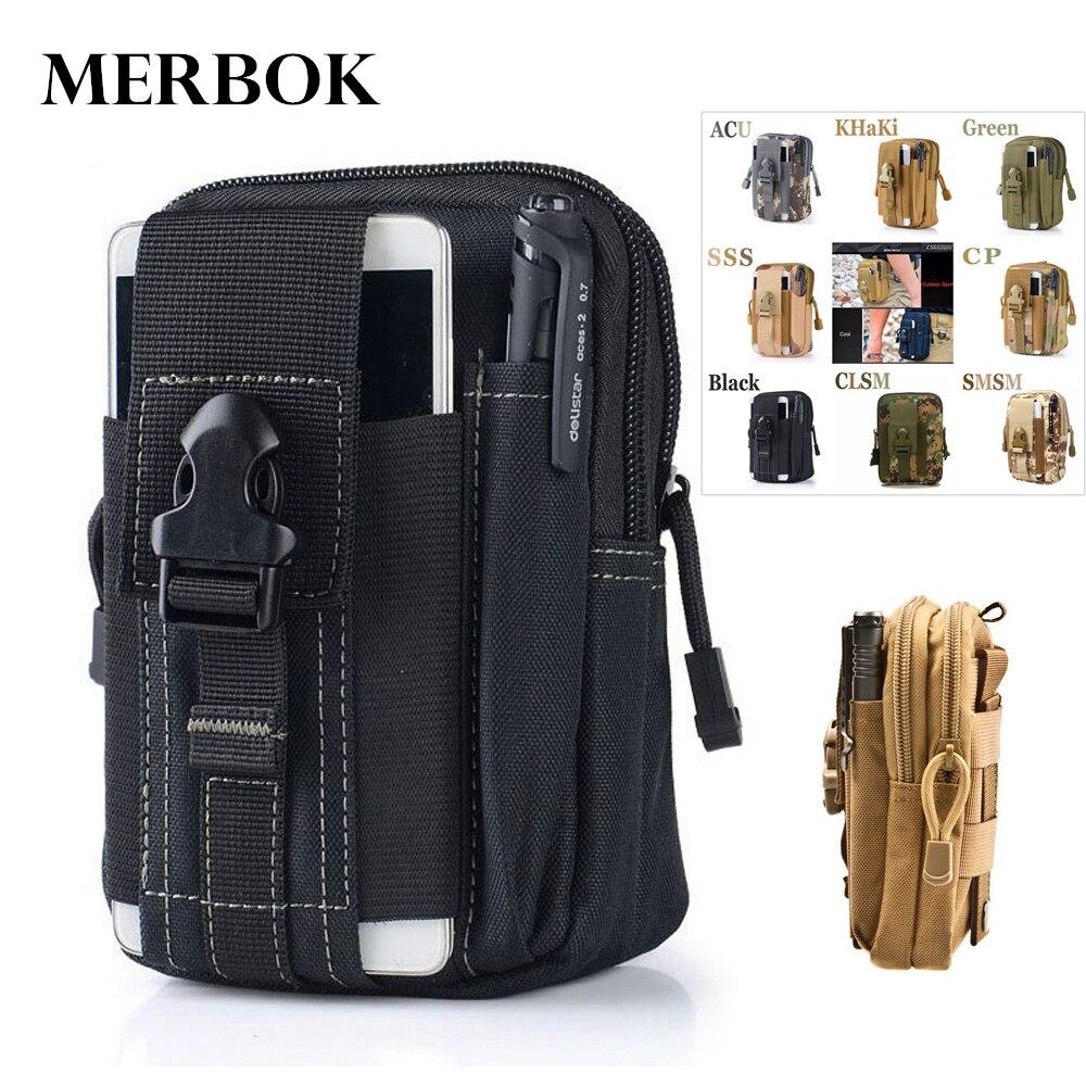 Molle Sport Waist Pack Purse Mobile Phone Bag For Oukitel K4000 Lite / K 4000 Lite / K4000Lite / K3 K 3 Flip Cover Case