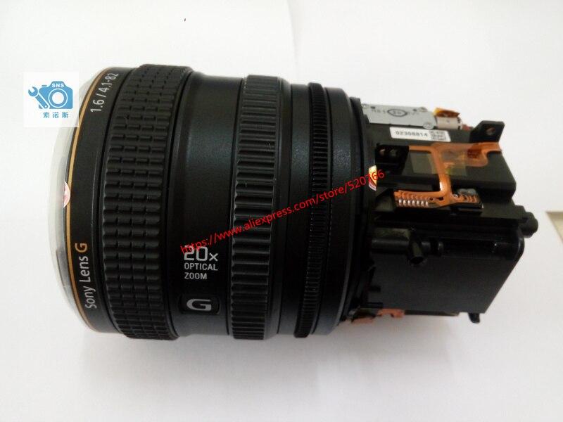 95% NOUVEAU test OK original HXR-NX5 OBJECTIF N ° CCD pour FILS HXR-NX5 ZOOM NX5 LENTILLE Caméra pièces de rechange