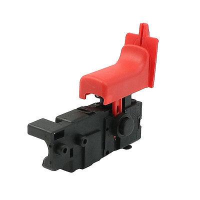 AC 250V 4A Drill SPST Non Locking Trigger Switch for Bosch GBH2-26 аккумуляторный перфоратор bosch gbh 180 li 4 0ач x2 0611911023