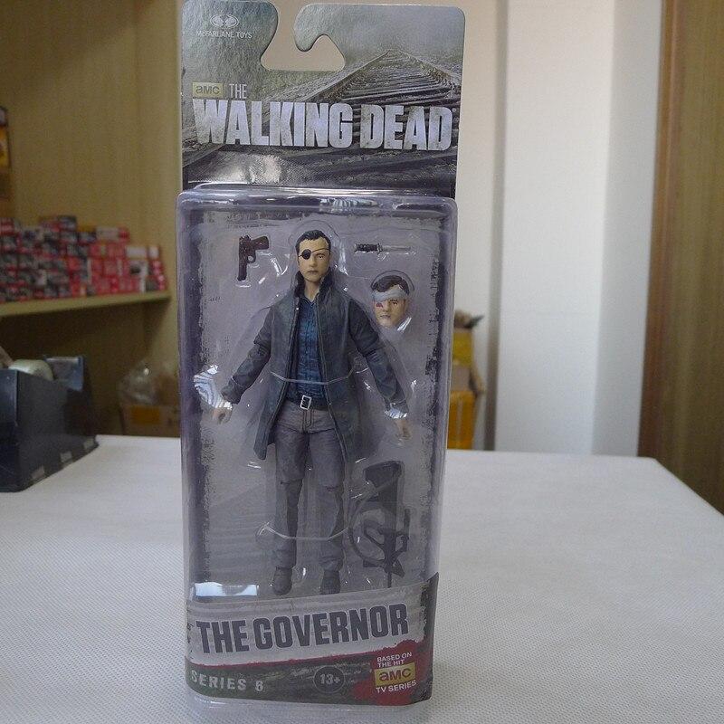TT03-- McFarlane Toys AMC Walking Dead 5 Action Figure The Governor New мегафон amc se116 продам киев