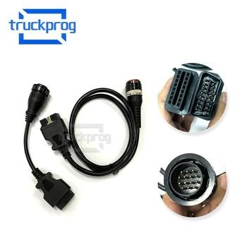 Vocom Diagnostic Scanner Cable 9993832 14pin Cable and Vocom 88890304 OBD2 Cable Forvolvo Vocom Truck Diagnosis Tool