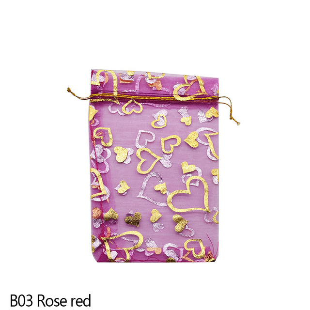 B03 Rose red