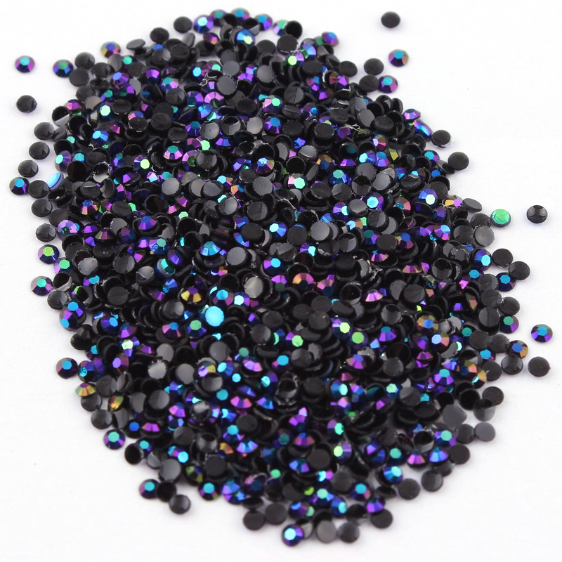 top 10 largest rhinestone decor black brands and get free