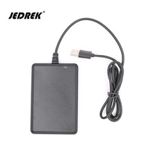 Wireless Bluetooth USB 125khz/13.56mhz double frequency Rfid IC card Reader for Android iOS