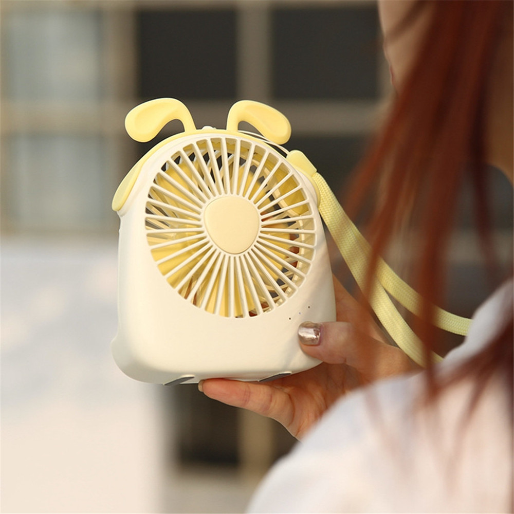 USB Gadgets Cool Fan Portable Electric Mini USB Fan Quiet Summer Cooler Desktop Office Fan (7)