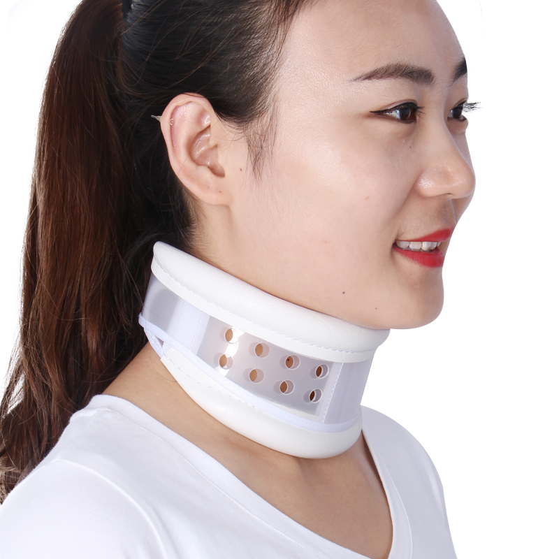 adjustable neck Cervical traction device neck fixation support fixed Cervical correction high quality family neck cervical traction apparatus fixed tension air pillow neck hung holder support around the neck