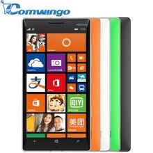 930 Original Nokia Lumia 930 Mobile phone Qualcom 800 Quad core 2GB RAM 32GB ROM 20MP Camera Gorilla Glass Free Shipping