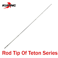 KUYING Teton Series Carbon Fishing Lure Rod Tip Of TTC662L TTS662L TTS632UL TTC632UL TTS602UL TTC602UL TTS622SUL TTC522SUL