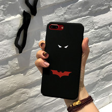 Deadpool Batman Phone Case iPhone 6 6s Plus 7 7 Plus 8