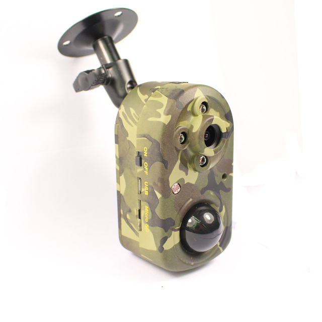 Tensdarcam Mini Hunting Camera Trap Night Vision 940nm infrared motion detection 1080P Security  Surveillance Trail Cameras 5