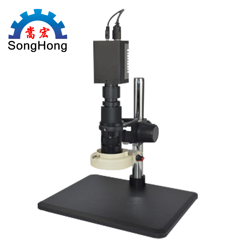 Treu Hdmi High Definition Elektronen Mikroskop Mess Instrument 14 Millionen High Definition Echt-zeit Bild Digital Video Industrie Gut FüR Energie Und Die Milz