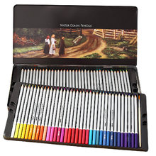 Набор цветных карандашей secret garden deli для рисования водорастворимые