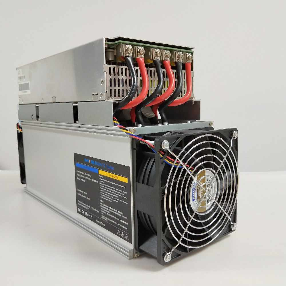 Top bitcoin mineros SHA-256 Innosilicon T2 TURBO T2T 24TH/S