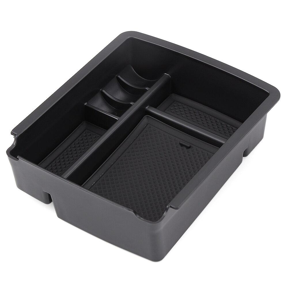 Inner Central Armrest Storage Box Container Holder For Infiniti Q50 2014-2018