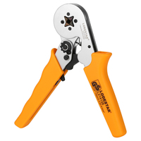 Professional Multitool Wire Stripper Crimping Tool Crimpers Ratchet Crimping Press Pliers Terminals AWG 24~10 Hand tools