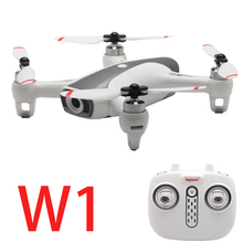 SYMA drone W1 GPS optical flow drone HD aerial remote control aircraft 5Gwifi image transmission Quadcopter Rc helicopter