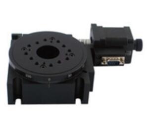 PT-GD201 Haute Précision Électrique table rotative Angle Disque Plaque D'indexation 360 Platine