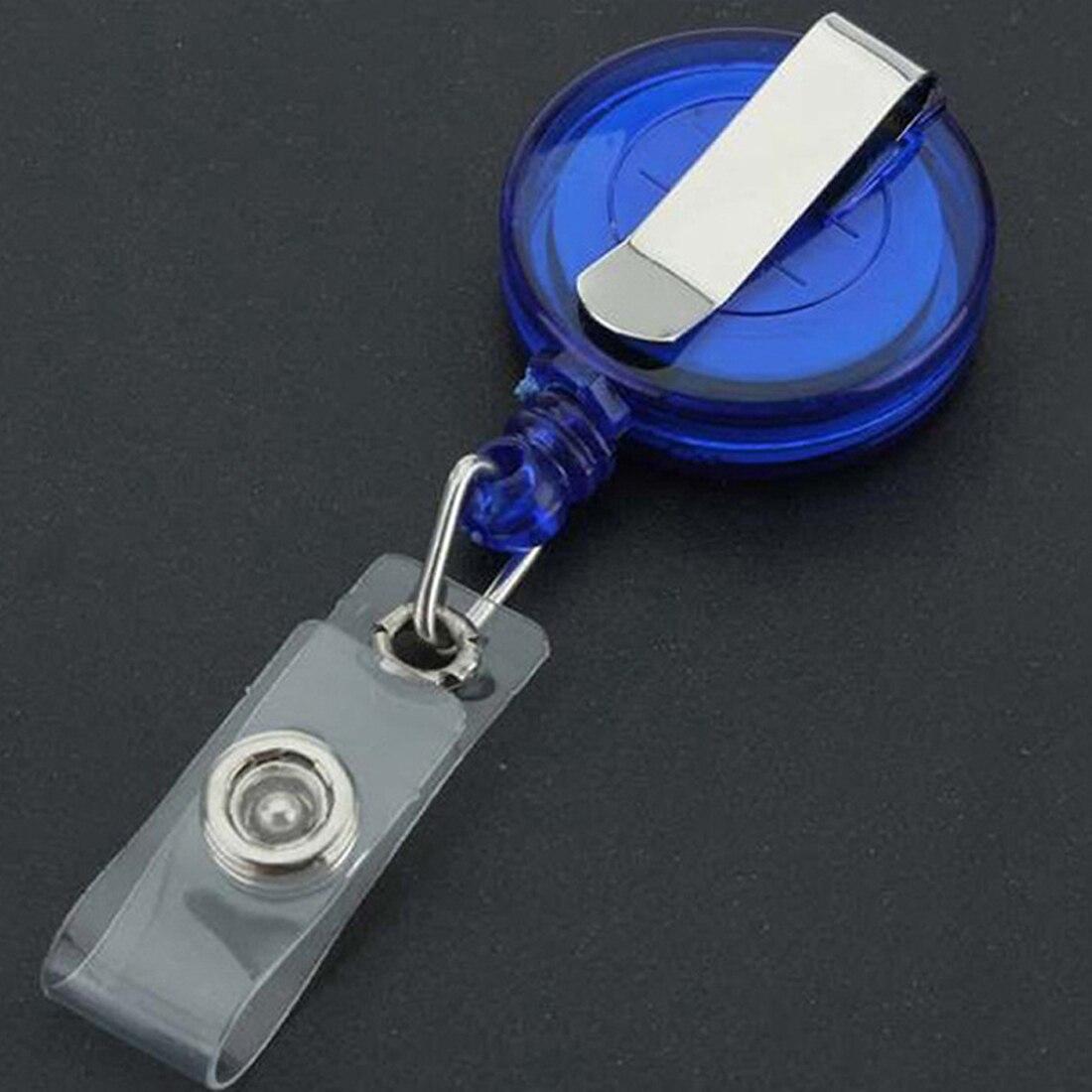 Bright Design ID Lanyard// Key Lanyard// Badge Clips Badge Holders Green 10pcs