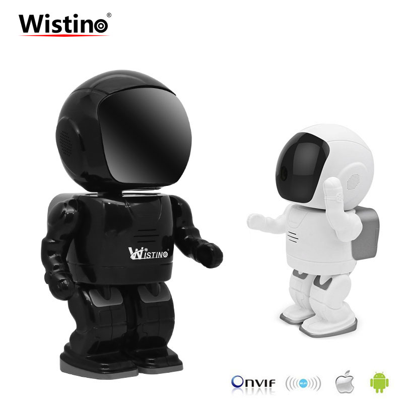 Wistino CCTV Wireless IP Camera Indoor HD 960P WIFI Robot Camera PTZ Surveillance Smart Home Video Baby Monitor IR Night Vision