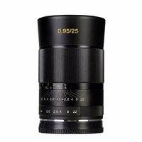 Meike MK E 25 0.95 25mm f0.95 Super Large Aperture Manual Focus lens For Sony E mount Mirrorless a6000 a6300 A6500 A7 A7r A7s II