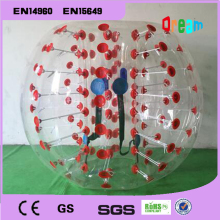Free Shipping! 1.2m  Bumper Ball/ Zorb Ball/Bubble Football/Bubble Soccer/Human Hamster Ball/Loopy Ball