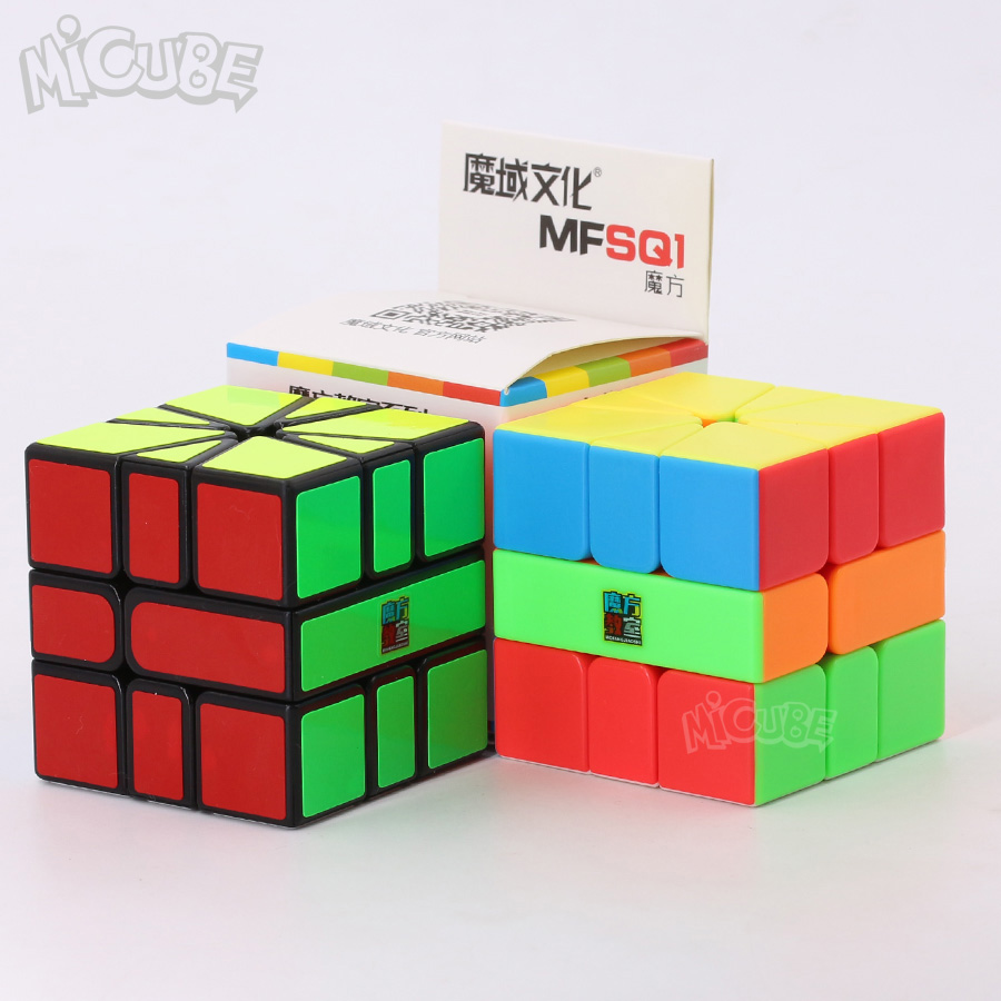 Mofangjiaoshi MF SQ1 Cube SQ 1speed SQ-1 Cube Stickerless Puzzle Competition Cubes Toys For Children Cubo Square-1 Cube Square1