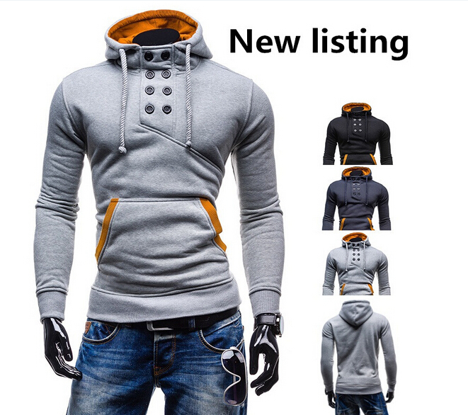 Online Get Cheap Double Breasted Hoodie -Aliexpress.com | Alibaba ...