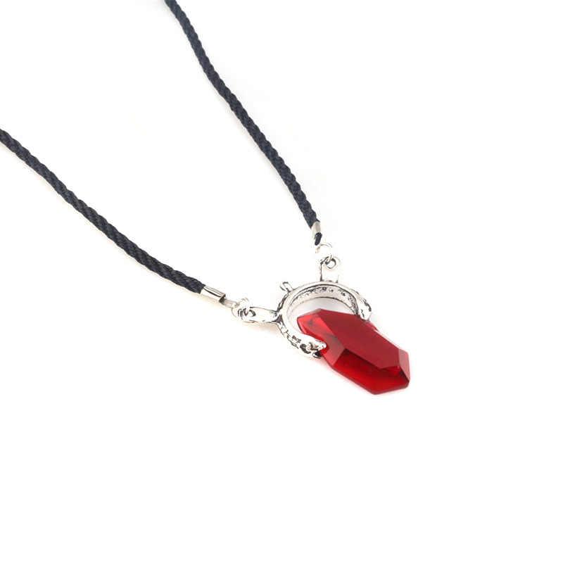 Cry 5 Dante Kalung Cosplay Pria Perhiasan Unisex Mainan Fashion Kalung Wanita Liontin Logam Mobil Gantungan Kunci Hadiah Pesta untuk Anak-anak anak Laki-laki