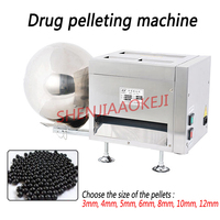 LD 88A Drug Pelleting Machine Automatic Pill Press Machine Tablet Press Chinese Medicine Pill Honey Pill Making Machine 220V