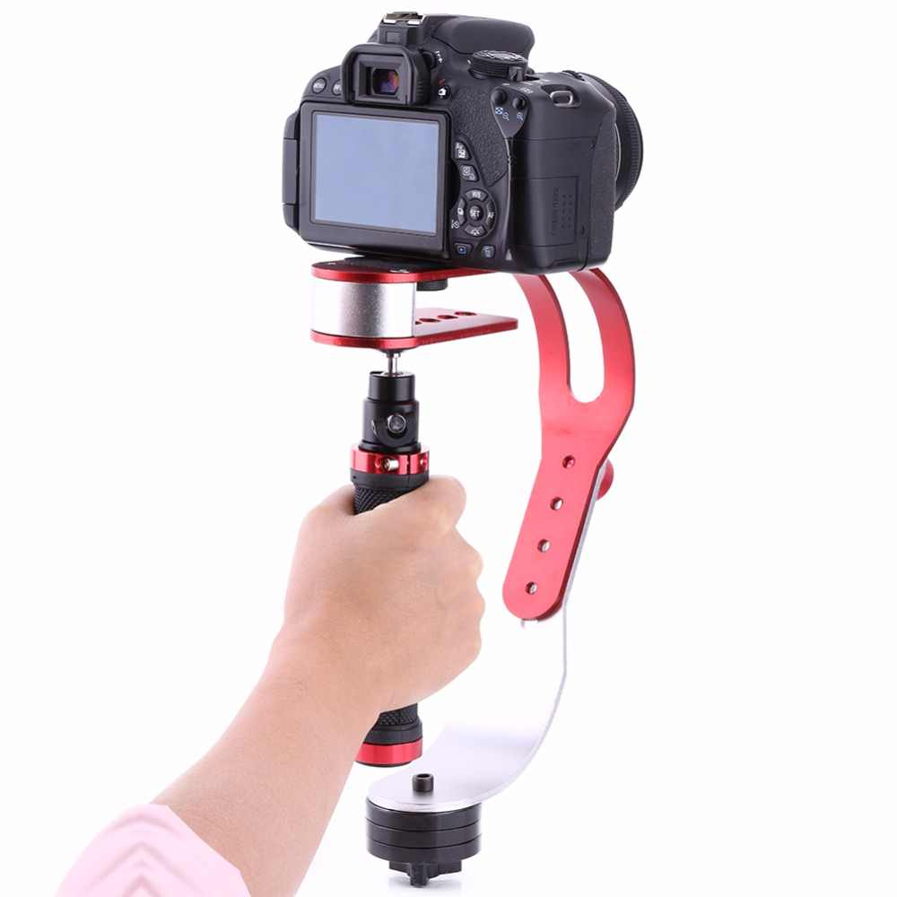 Handheld Stabilizer Gimbal for Gopro DSLR SLR Digital Camera Phone Sport DV Aluminum estabilizador de gimbal steadycam for feiyu