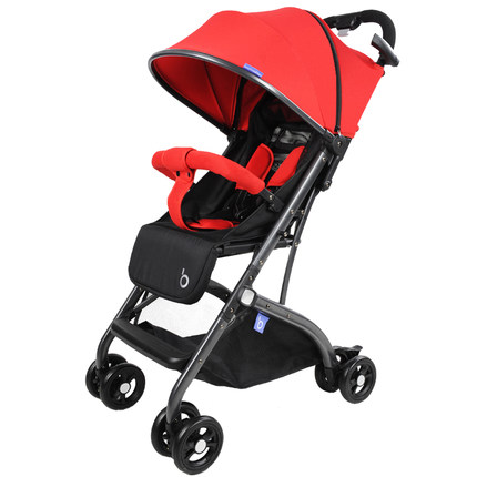 Baby good baby cart QZ1 high landscape can sit, lie down light folding umbrella cart, child trolley baby carriage