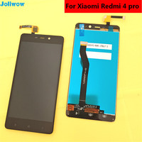 High Quality For Xiaomi Redmi 4 3GB RAM 32 ROM LCD Screen Display Touch Screen Replacement