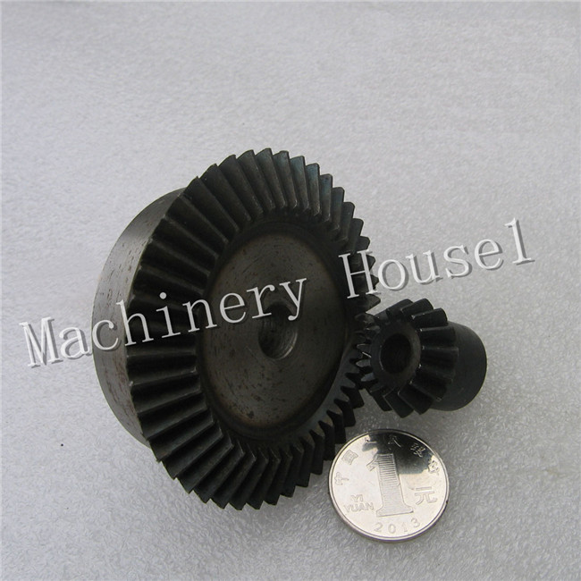 Bevel Gear 15Teeth 45Teeth ratio 1:3 Mod 1.5 Bore 8mm 45# Steel Right Angle Transmission parts DIY Robot competition M=1.5 bevel gear a pair 20t 1 5 mod m modulus ratio 1 1 bore 8mm 45 steel right angle transmission parts