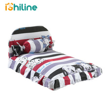 Cute Dog Bed Pad Animal Cartoon Printed Kennels Lounger Sofa Soft Pet House Mat Big Basket Mattress Supplies