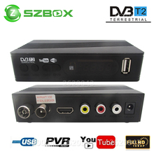 DVB-T2 DVB-T Satellite Receiver HD Digital TV Tuner Receptor MPEG4 DVB